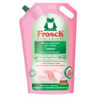 """FROSCH 712210 Средство для стирки жидкое универсальное 2 л FROSCH """"Гранат"""" (Германия), для всех типов тканей, ЭКО, 712210"""