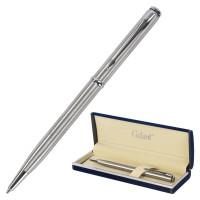 """GALANT 140408 Ручка подарочная шариковая GALANT """"Arrow Chrome"""", корпус серебристый, хромированные детали, пишущий узел 0,7 мм, синяя, 140408"""