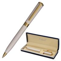 """GALANT 143503 Ручка подарочная шариковая GALANT """"ROSETTE"""", корпус слоновая кость с розовым оттенком, узел 0,7 мм, синяя, 143503"""