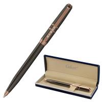"""GALANT 143515 Ручка подарочная шариковая GALANT """"SFUMATO GOLD"""", корпус металл, детали розовое золото, узел 0,7 мм, синяя, 143515"""