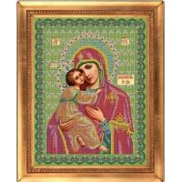 Galla Collection И 001 Икона Божией Матери Владимирская