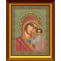 Galla Collection И 002 Икона Божией Матери Казанская