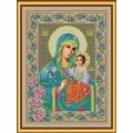 Galla Collection И 004 Икона Божией Матери Неувядаемый цвет