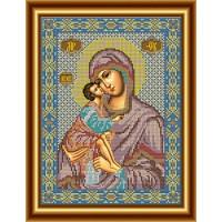 Galla Collection И 009 Икона Божией Матери Донская