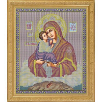Galla Collection И 014 Икона Божией Матери Почаевская