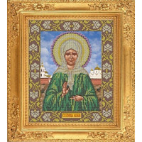 Galla Collection И 018 Икона Матрона Московская