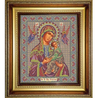Galla Collection И 039 Икона Божией Матери Страстная