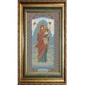 Galla Collection И 041 Икона Божией Матери Благодатное небо
