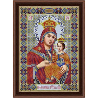 Galla Collection И 057 Икона Божией Матери Вифлеемская