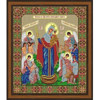 Galla Collection И 058 Икона Всех скорбящих радость