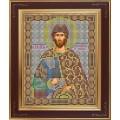 Galla Collection М 201 Икона Св. Благоверный Князь Александр Невский