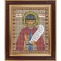 Galla Collection М 259 Икона Преподобный Виталий Александрийский