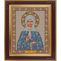 Galla Collection М 263 Икона Святая блаженная Матрона Московская