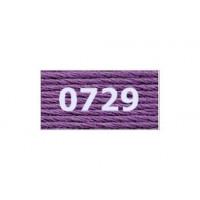 "Гамма 0207-0819 мулине ""Gamma"" (0207-0819) х/б 8 м (0729, фиолетовый)"