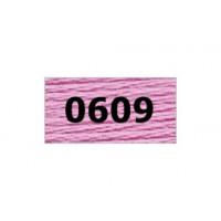 """Гамма 0207-0819 мулине """"Gamma"""" (0207-0819) х/б 8 м (0609, св.лиловый)"""