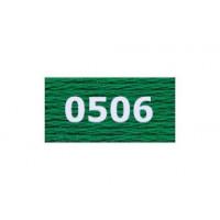 "Гамма 0207-0819 мулине ""Gamma"" (0207-0819) х/б 8 м (0506, т.зеленый)"