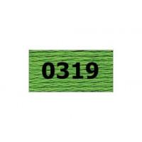 "Гамма 0207-0819 мулине ""Gamma"" (0207-0819) х/б 8 м (0319, яр.зеленый)"