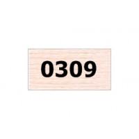 """Гамма 0207-0819 мулине """"Gamma"""" (0207-0819) х/б 8 м (0309, св.розовый)"""