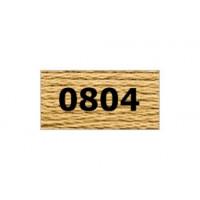 "Гамма 0207-0819 мулине ""Gamma"" (0207-0819) х/б 8 м (0804, песочный)"