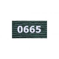 "Гамма 0207-0819 мулине ""Gamma"" (0207-0819) х/б 8 м (0665, т.серый)"