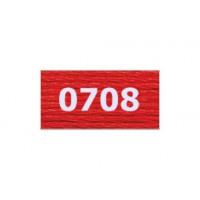 "Гамма 0207-0819 мулине ""Gamma"" (0207-0819) х/б 8 м (0708, св.бордовый)"