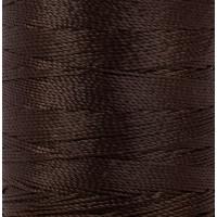"""Gamma 500D/3 Швейные нитки (полиэстер) 500D/3 """"Gamma"""" / """"Micron"""" обувные 183 м 200 я №492 т.коричневый"""