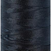 """Gamma 500D/3 Швейные нитки (полиэстер) 500D/3 """"Gamma"""" / """"Micron"""" обувные 1000 я 912 м №322 т.синий"""