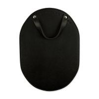 "Gamma HAW-03 ""Gamma"" HAW-03 Клапан для рюкзака овал 14.5х20.5 см №03 черный"