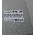 Гамма  Канва K04 «Gamma» Aida №14, 100% хлопок 30x40 см (св.серый )
