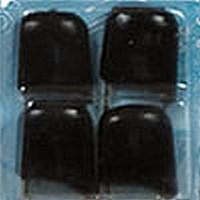 Гамма BUK-004/1 Булавки английские с безопасным замком в блистере 4шт., цвет черный