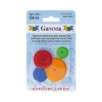 """Gamma DM-04 """"Gamma""""  Приспособление DM-04 для разметки контура при рукоделии 4 размера"""