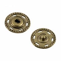 Гамма KLN-25 Кнопки пришивные под бронзу