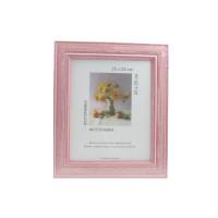 """Gamma МРД-01 Рамка """"Gamma"""" МРД-01 20 х 25 см дерев. с оргстеклом №03 розовый"""