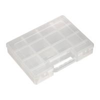 "Gamma OM-007 ""Gamma"" Коробка для шв. принадл. пластик OM-007 прозрачный"