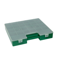 "Gamma OM-008 ""Gamma"" Коробка для шв. принадл. пластик OM-008 салатовый"
