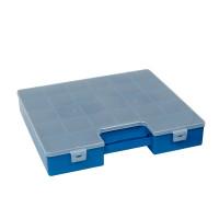"""Gamma OM-008 """"Gamma"""" Коробка для шв. принадл. пластик OM-008 синий"""