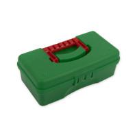 "Gamma OM-015 ""Gamma"" Коробка для шв. принадл. пластик OM-015 зеленый"