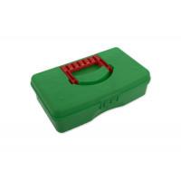 "Gamma OM-016 ""Gamma"" Коробка для шв. принадл. пластик OM-016 зеленый"