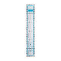 """Gamma QRL-02 Линейка для пэчворка 5 x 30 см в пакете пластик """"Gamma"""" QRL-02"""
