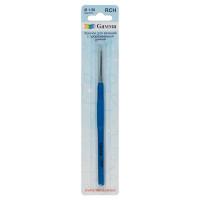 """Gamma RCH Для вязания """"Gamma"""" RCH крючок с прорезин. ручкой сталь d 1.5 мм 13 см в блистере d 1.50 мм"""