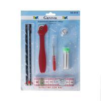 "Gamma SS-010 ""Gamma"" SS-010 Набор инструм. для шитья в блистере ."