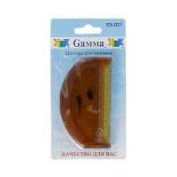 "Гамма SS-021 ""Gamma"" SS-021 Щеточка для пилинга пластик"