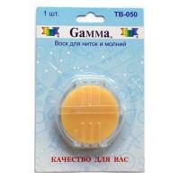 Gamma ТВ-050 Воск для ниток и молний Gamma® ТВ-050