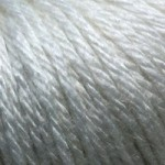 Пряжа для вязания Gazzal Baby Wool XL (Газзал Беби Вул XL) Цвет 801 белый