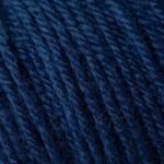 Пряжа для вязания Gazzal Baby Wool XL (Газзал Беби Вул XL) Цвет 802 темно синий