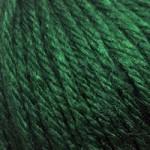 Пряжа для вязания Gazzal Baby Wool XL (Газзал Беби Вул XL) Цвет 814 темно зеленый
