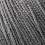 Пряжа для вязания Gazzal Baby Wool XL (Газзал Беби Вул XL) Цвет 818 серый