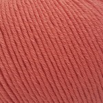 Пряжа для вязания Gazzal Organic Baby Cotton (Газзал Органик Беби Коттон) Цвет 419 коралл