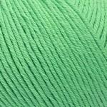 Пряжа для вязания Gazzal Organic Baby Cotton (Газзал Органик Беби Коттон) Цвет 421 мята