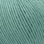 Пряжа для вязания Gazzal Organic Baby Cotton (Газзал Органик Беби Коттон) Цвет 422 лазурный